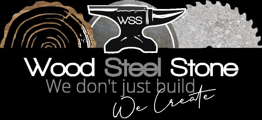 Wood, Steel, Stone